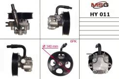 Насос ГУР Hyundai Tucson (JM) 04-10, Kia Sportage (JE) 04- HY011