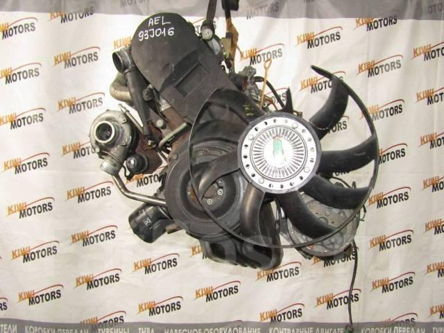 Контрактный двигатель Audi 100 A6 2.5 TDI AEL AAT Ауди 100 А6