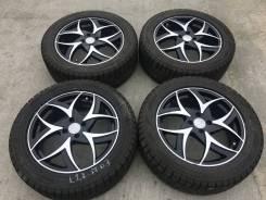 215/55 R17 Bridgestone Revo GZ литые диски 4х100 (L27-1703)