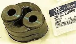 Подушка Глушителя Hyundai-KIA арт. 28760-2D000 28760-2d000 Hyundai/Kia