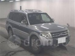 Дверь боковая задняя правая Mitsubishi Pajero 4