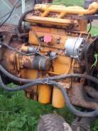 Двигатель в сборе. Курганмашзавод Мксм-800