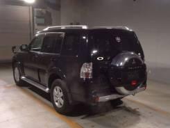 Дверь боковая передняя левая Mitsubishi Pajero 4