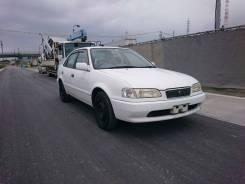 Toyota Sprinter. AE1103027663, 5AFE