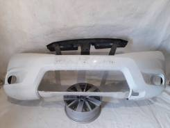 Бампер передний Nissan Terrano (D10) с 2014