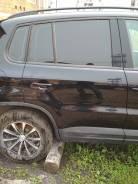 Дверь правая задняя Volkswagen Tiguan 2014г,