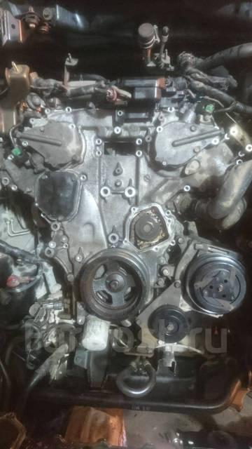 Двигатель в разбор Nissan VQ35 купить в Комсомольске-на-Амуре по цене: 35 000₽ — частное объявление | ФарПост