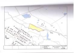 Продаю земельный участок под бизнес вдоль трассы Угловое - Артем. 14 235кв.м., аренда. План (чертёж, схема) участка
