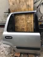 Дверь задняя правая CRV RD1 серебро
