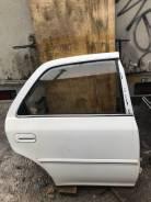 Дверь задняя правая Cresta 100 белая