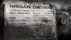 Двигатель в сборе. Nissan Nissan Diesel