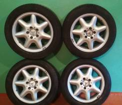 Комплект колес 205/55/16 с литьём 5x112 Made in Germany Оригинал