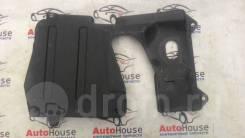 Защита топливного бака Honda Accord, левая задняя