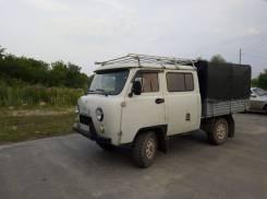 УАЗ 39094 Фермер. Продам УАЗ, 2 900куб. см., 3 000кг., 4x4