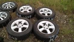 Продам комплект колес ( 648-Ж )