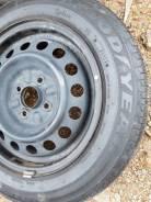 Продам колёса Goodyear GT 3 на штамповке