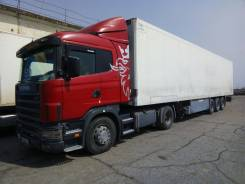 Scania R380. Продам .2007г. С полуприцепом Шерау., 19 000кг., 4x2