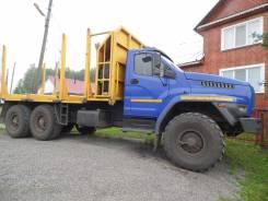 Урал. Продается грузовик лесовоз, 12 500кг., 6x6