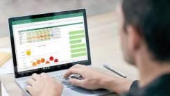Консультирование, индивидуальное обучение Microsoft Excel/Эксель