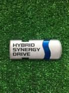 Эмблема Toyota Hybrid
