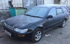 Бампер на Toyota Corolla AE100, AE101, AE104, EE101, CE100, CE104, EE1