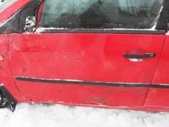 Дверь передняя левая Форд Фиеста Ford Fiesta 2005