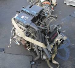 Двигатель в сборе. Toyota Vitz, SCP90 2SZFE