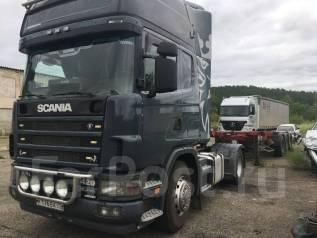 Scania. Продам тягач седельный 124-420, 11 700куб. см., 19 000кг., 4x2
