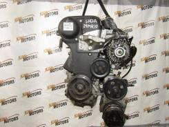 Двигатель Ford Focus 2 SHDA SHDB 1,6 i 100 лс