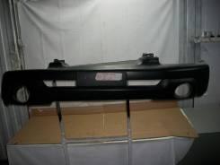 Бампер передний для Mitsubishi Pajero 3 2003-2006
