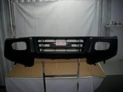 Бампер новый передний Mitsubishi Pajero/Montero 3 1997-2007