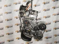 Контрактный двигатель AZF Skoda Fabia 2000-2004 1,4 i