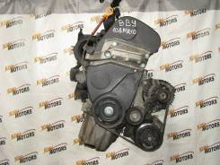 Контрактный двигатель VW Polo Golf 4 Bora Skoda Octavia 1.4 i BBY BKY