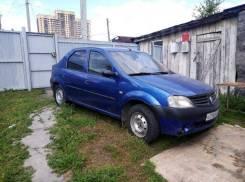 Продам дверь заднею правую Renault Logan 1