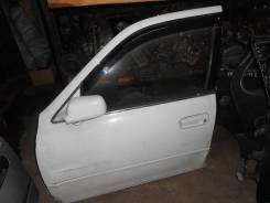Левая передняя дверь Тойота Камри SV 30.