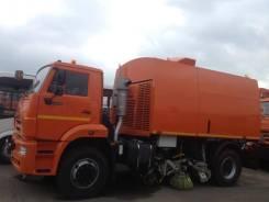 Кургандормаш КО-318. Д подметально-уборочная машина (новая), 6 700куб. см.