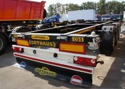 Orthaus. Контейнеровоз CGS010 45 футов (новый), 34 000кг.