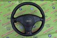 Руль. Audi A4, 8D2, 8D5, B5 Audi A6, 4B2, 4B4, 4B5, 4B6, C5 Audi A3, 8L1, 8LA Audi A8, 4D8, 4D2 1Z, AAH, ABC, ACK, ADP, ADR, AEB, AFB, AFF, AFN, AGA...
