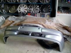 Бампер передний ваз 2113-2114-2115 серебристый