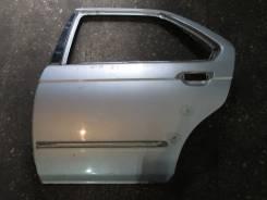 Дверь задняя левая Nissan Bluebird #U14
