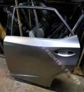 Дверь задняя левая Lexus RX350 IV (AL20)