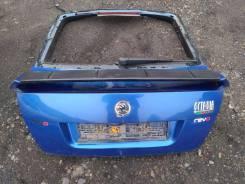Крышка багажника. Skoda Octavia