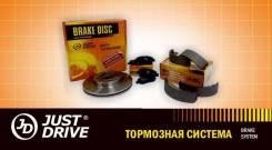 Колодки тормозные барабанные JD /JBS0027/