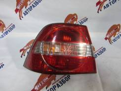 Задний фонарь. Toyota Vista, SV50, SV55, ZZV50 Toyota Vista Ardeo, SV50, SV55, ZZV50, SV50G, SV55G, ZZV50G 1ZZFE, 3SFE, 3SFSE