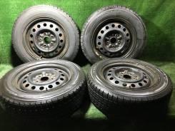 Комплект жирной зимы 195/65/15 Dunlop Winter MAXX WM-01 на штамповк