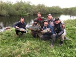 Рыбалка на Камчатке без посредников.