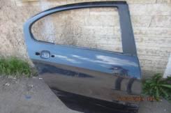 Дверь задняя правая Peugeot 408 2012>