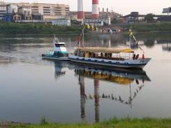 Прогулки на пассажирском судне в Кемерово
