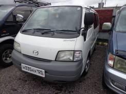 Mazda Bongo Brawny. Без водителя