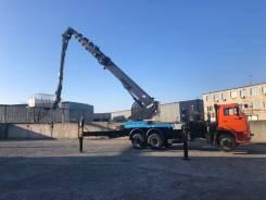 Elephant E-Sky. Супер функциональный коленчато-телескопический 45-метровый подъёмник., 45,00м.